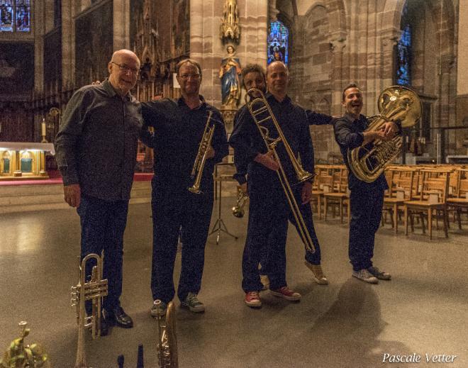 Quatuor Opus.4 et Daniel Pandolfo