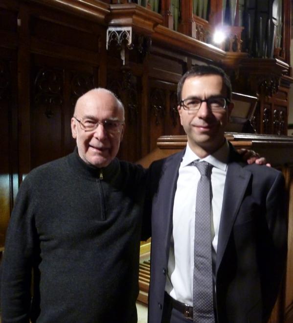 L. Mengoni et D. Pandolfo