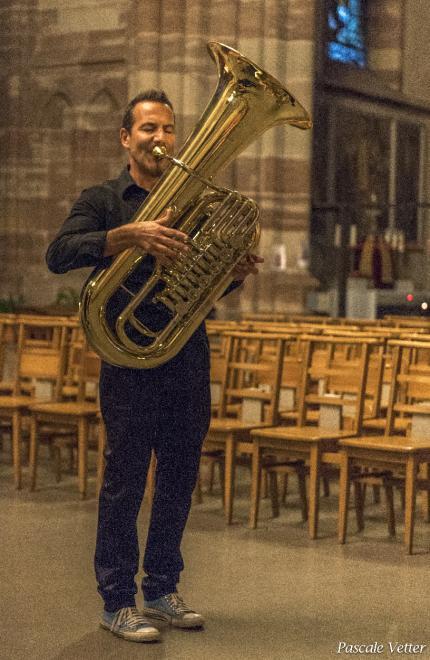 Tuba : Micaël  Cortone d'Amore