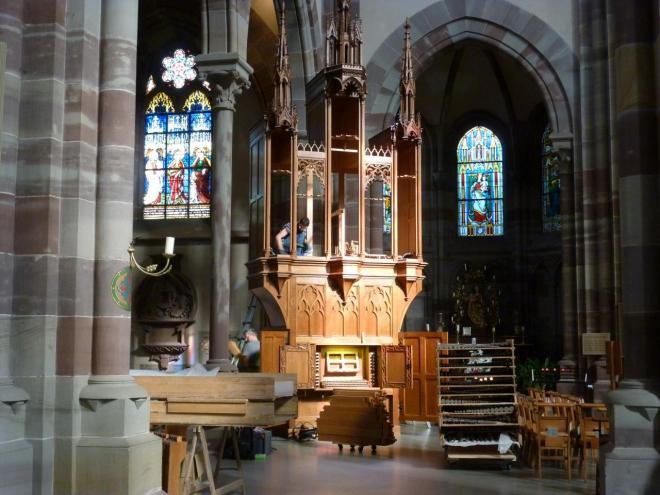 orgue de chœur septembre 2016