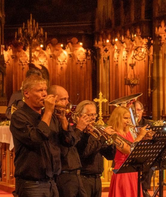 4 Trompettes  des Cuivres du Piémont