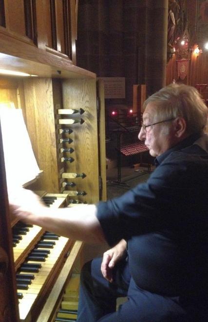 Cl. Schnitzler orgue de choeur 11 juillet 2017