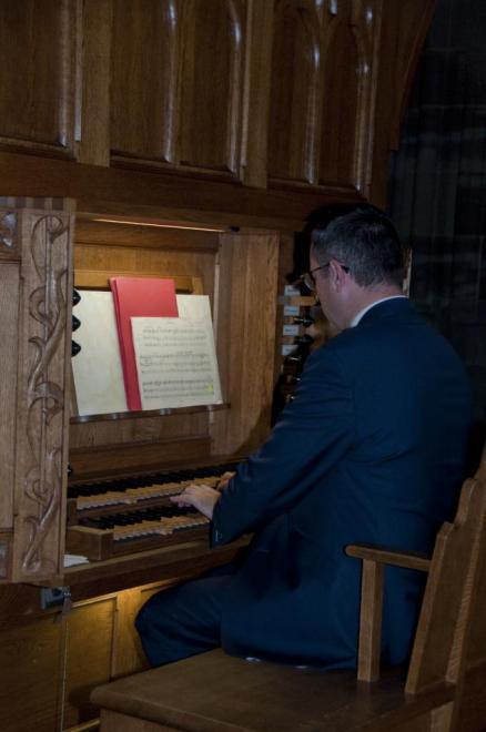 concert du 20/08/2013 Récital d'orgue