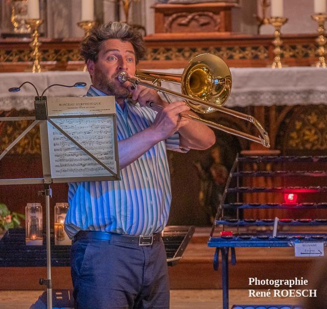 François Halbwachs tromboniste