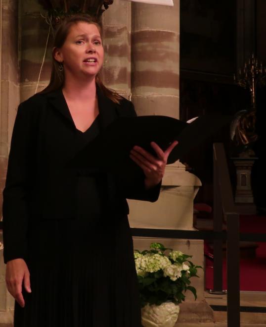 Marie du Roy, soprano