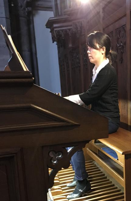profil d'organiste