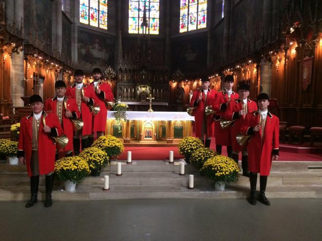 Messe de Saint Hubert