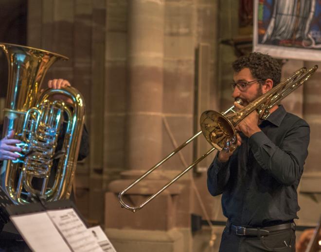 Trombone et tuba