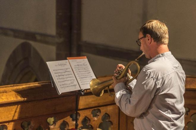 trompette bugle