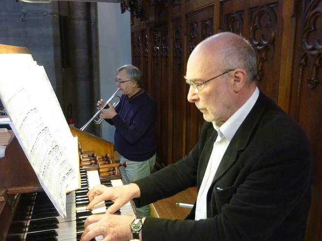 Trompette&orgue