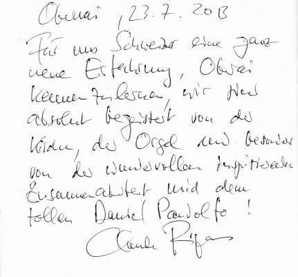 Trompette : Claude Rippas - Orgue : Daniel Pandolfo