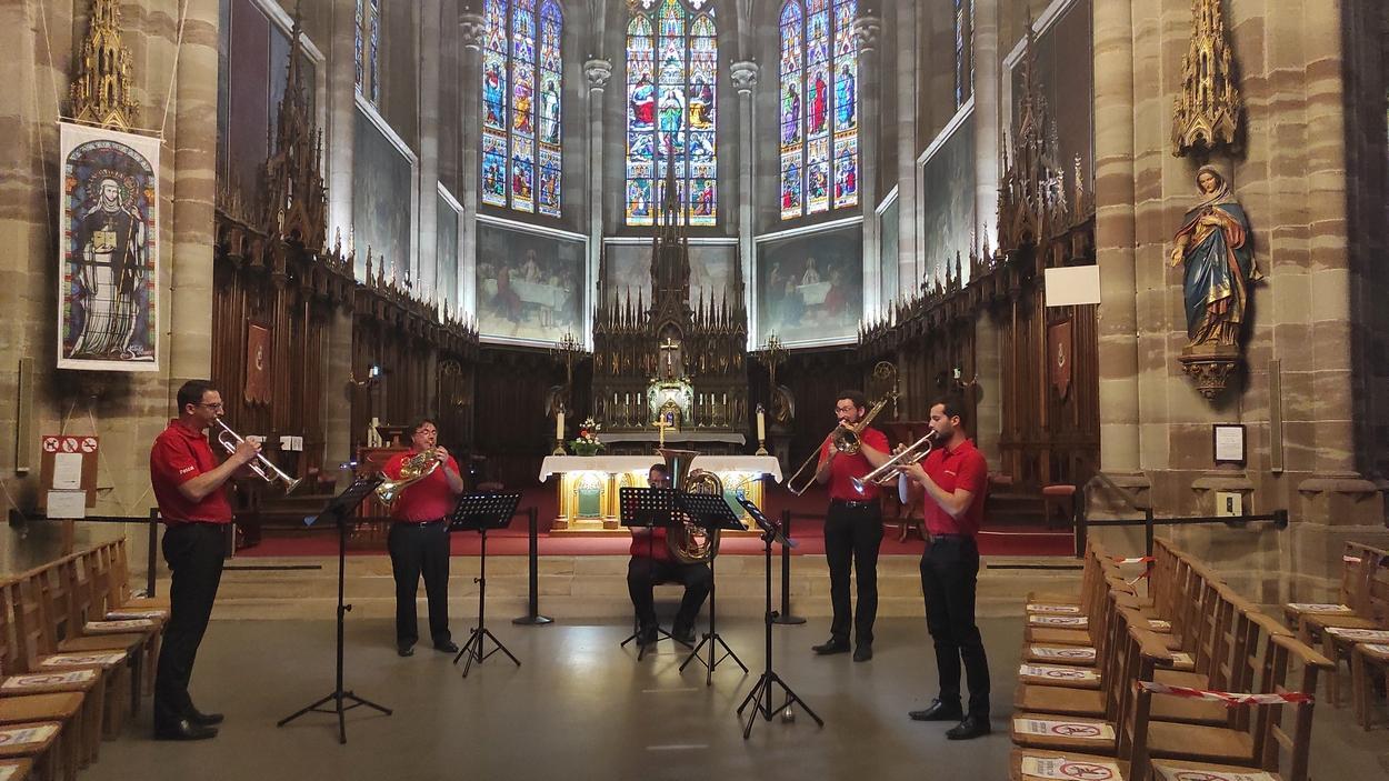 Brassi k quintet