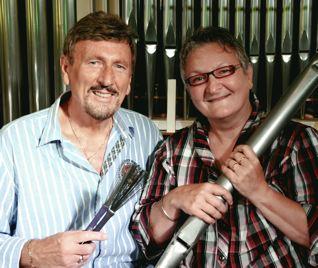 Jackie Rubi et Wim Dykstra