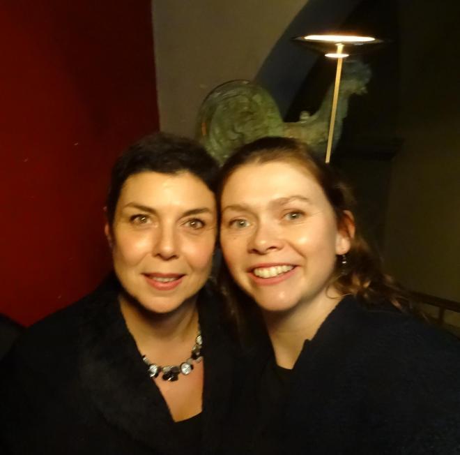 Marie de roy et martine gaspar 31 juillet 18