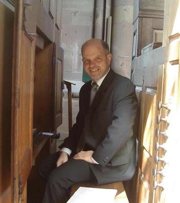 Photo de hubert orgue
